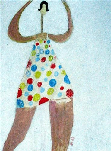Polka Dot 180$ for the Original   Scott Bergey