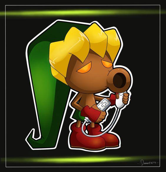Deku Gamer by Domestic-hedgehog