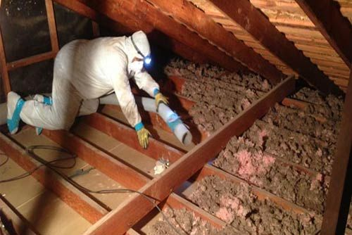 Handyman Repair Install Maintenance Commercial Residential Installing Insulation Attic Insulation Removal Roll Insulation
