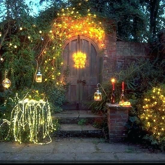 Modern Outdoor Lights May Add Stunning Center Pieces To Yard Highlight Or Landscaping Your L Outdoor Fairy Lights Outdoor Christmas Lights Solar Lights Garden