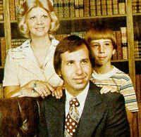 O pai e a mãe de Marilyn Manson