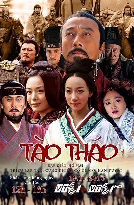 Xem Phim Anh Hùng Cái Thế Tào Tháo - Cao Cao