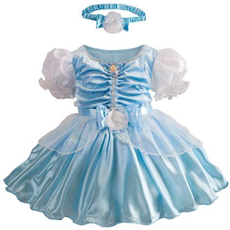 Cinderella Costume for Baby | Costumes & Costume Accessories | Disney Store