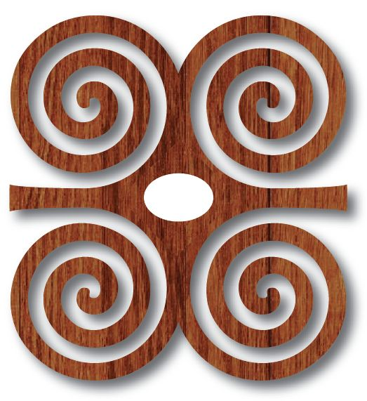 african symbols symbols of strength and horns on pinterest