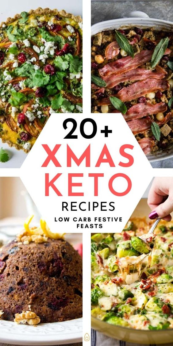 Looking for Keto Christmas Recipes? Here are the 20 Essential Keto Christmas Dishes for a Low Carb F