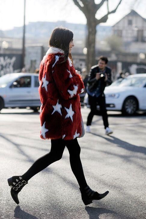 Seeing Stars | Street Style #Streetstyle