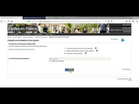 Comment Remplir Son Panier De Formations Youtube In 2021 Formation Youtube Desktop Screenshot Screenshots