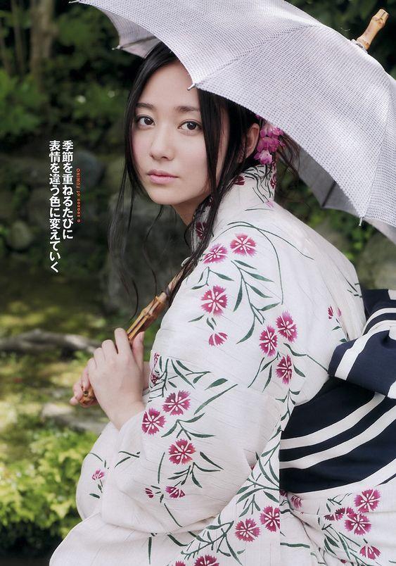 和服が似合いすぎる木村文乃さん