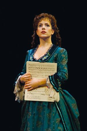 Sandra Joseph, my favorite Christine Daae.