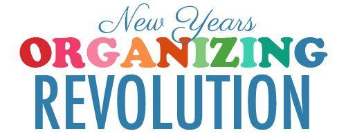 New Year's Organizing Revolution