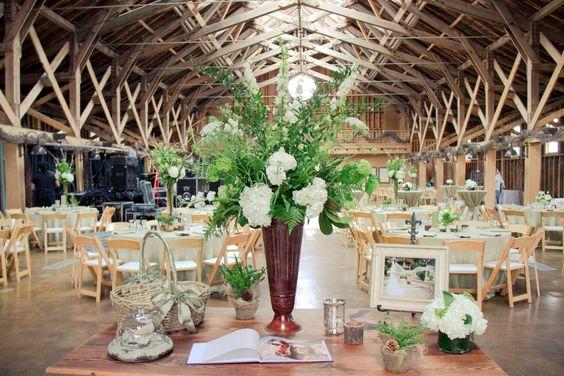 Pinehurst North Carolina Rustic Barn Wedding - Rustic Wedding Chic