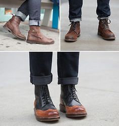 Wearing work boots | Work boots for men | Pinterest | Boots