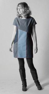 Denim-Kleid nähen