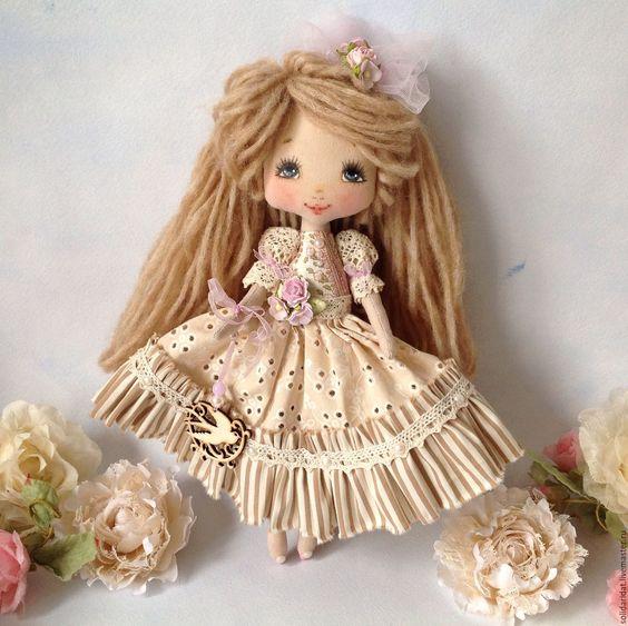 Купить Тутси - коллекционная кукла, ручная работа, малышка, лучший подарок девушке, лучший подарок: