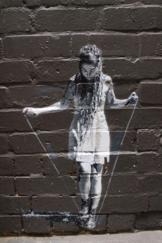 Melbourne Street Art: