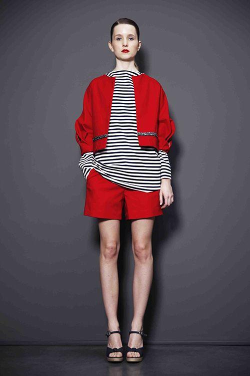 Stripe and bold colour