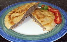 Arais, um sanduíche armênio