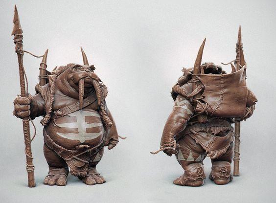 Bela miniatura - Tuskarr