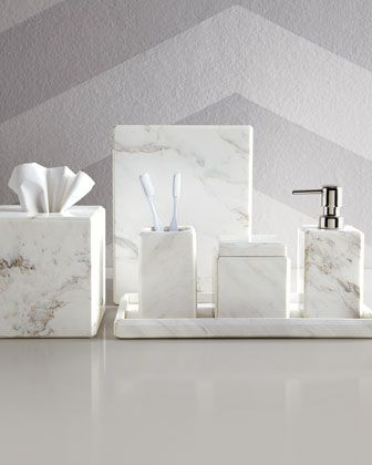 Marbles vanities and marble tray on pinterest - Bathroom accessories vanity tray ...
