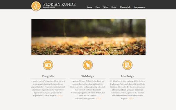 Florian Kunde, Interaction Design, Portfolio