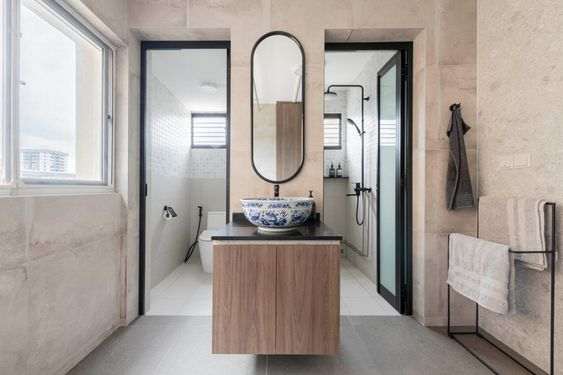 How To Refresh Your 3 Room Resale Flat Change The Layout In 2020 Latest Interior Design Trends Unique Floor Plans Interior Design