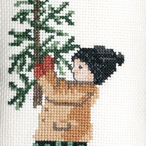 Cross stitch kit christmas tree pc 1610 square cross stitch the tasha tudor and family store sells diy projects diy crafts cross stitch kits and other do it yourself products solutioingenieria Image collections