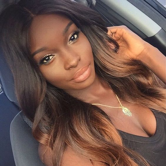 Ombre African American Hair Hair Color Ideas And Styles For 2018