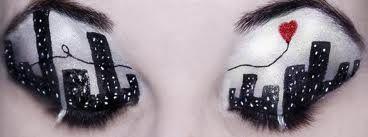 maquiagem tumblr da cidade.