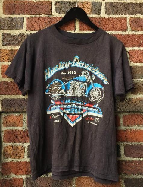 Vintage 1985 Harley Davidson T Shirt Medium In 2020 Harley Davidson T Shirts Harley Shirts Vintage Tee Shirts
