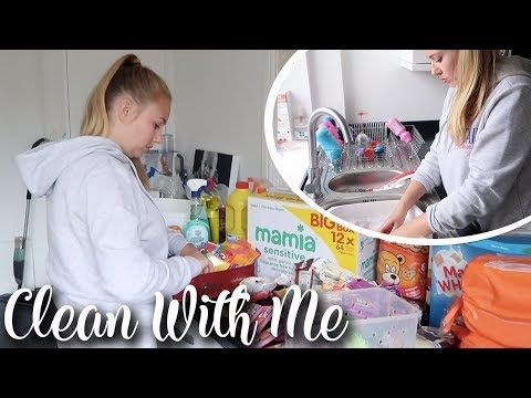 Clean With Me Mrs Hinch Style Massive Tidy Up Speed Clean Kitchen And Downstairs Lotte Roach Youtube Speed Cleaning Clean Kitchen Cleaning