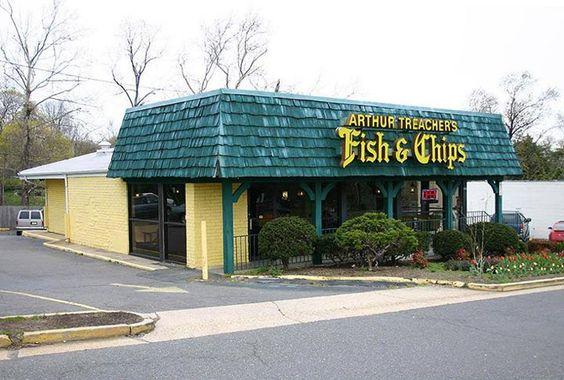 Arthur treacher 39 s fish chips commercials products i for Arthur treachers fish and chips