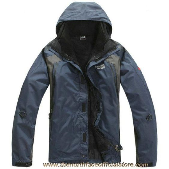 Discounts Men The North Face Gore Tex Grey Jacket Outlet TNF7161