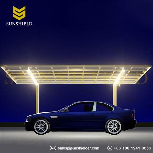 Polycarbonate Carport Aluminum Carports Car Parking Shade Shelter In 2020 Aluminum Carport Carport Landscape Lighting Design