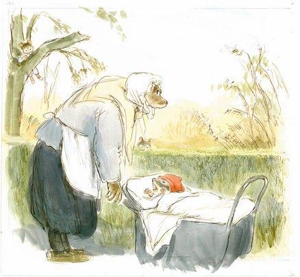 Ernest et Célestine un caprice