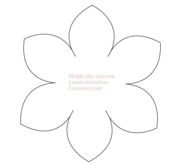 molde flor de papel lembrancinha silhouette scrap pinterest