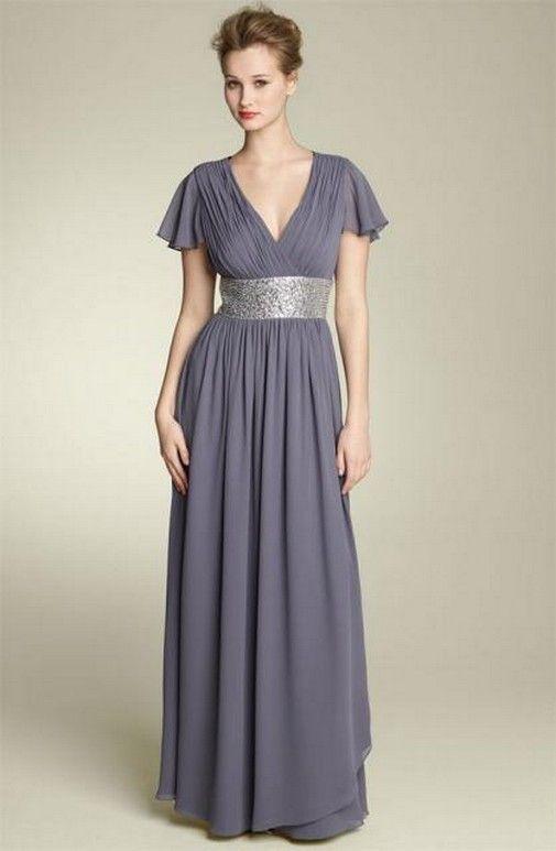 wedding dresses with long flutter sleeves - ... dresses sleeve ...