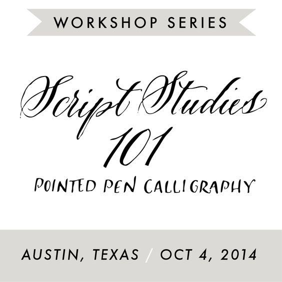 Antiquaria: Calligraphy Lessons