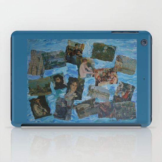 The Impressionists No. 3 COL150215c iPad Case