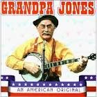 """Grandpa Jones - Banjo player, country and gospel singer, member of TV show """"Hee Haw"""" and member of Country Music Hall of Fame."""