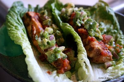 Dukan-ing in Hawaii: Dukan Ono Fish Tacos (It's Paleo too!)