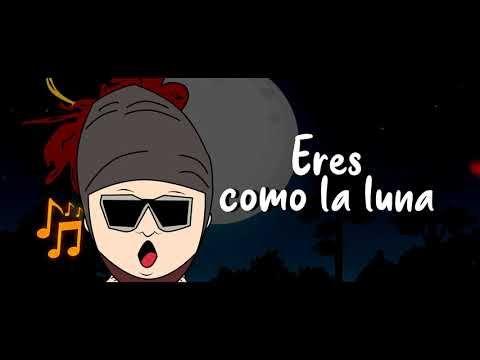 Afaz Natural Santa Fe Klan Luna Lyric Video Youtube Frases De Te Amo Nanpa Basico Frases De Santos