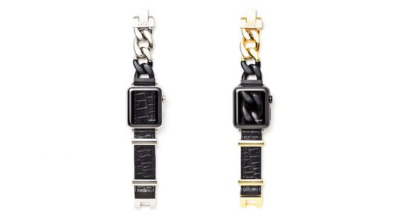 BLOGGED: Sacai has teamed up with Apple  Watch on this hybrid design