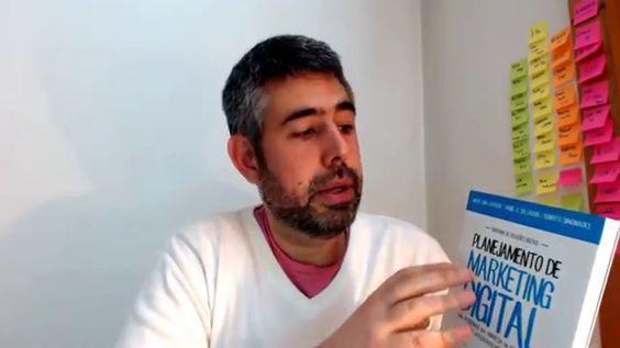 Dicas de Livros - Planejamento Estratégico de Marketing Digital