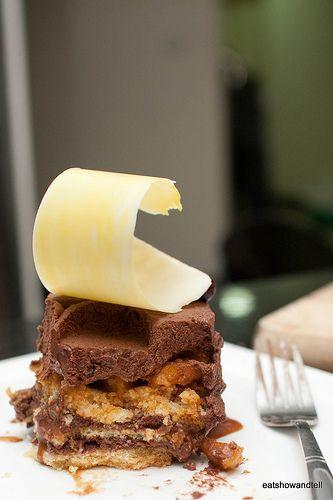Adriano Zumbo, Masterchef Chocolate Mousse Cake Recipe -
