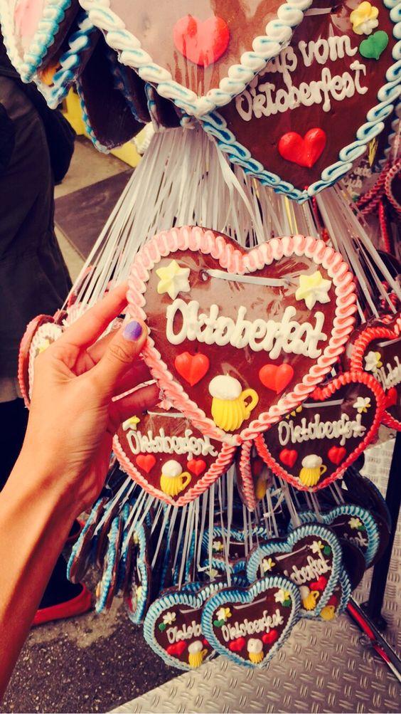 #Oktoberfest #Germany #Munich #cookies #travel