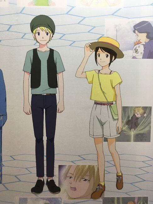 Digimon Adventure the Movie revela mais Designs de