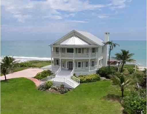 Beach homes for sale vero beach florida great for Cost of building a home in florida