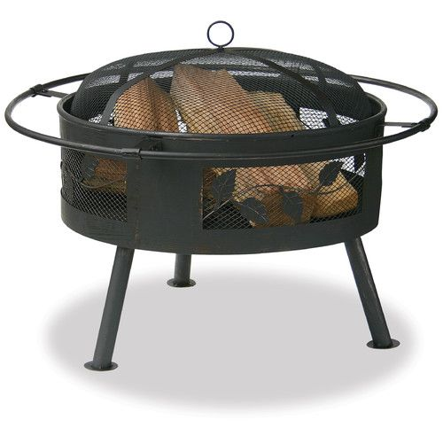 Found it at Wayfair - Uniflame Steel Firebowl