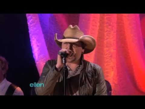Jason Aldean & Kelly Clarkson - Don't You Wanna Stay