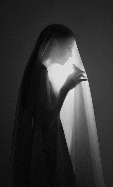 ☫ A Veiled Tale ☫ wedding, artistic and couture veil inspiration - Noell S. Oszvald: